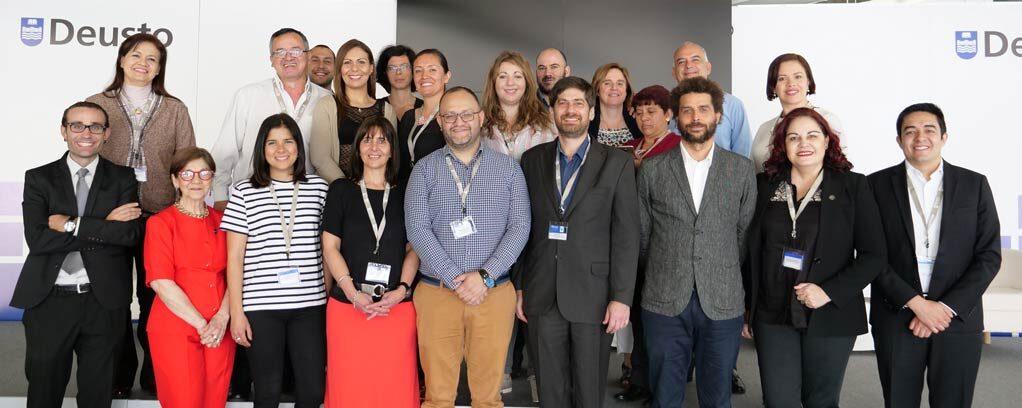 El Proyecto DHIP, coordinado por la Universidad de Pisa, Italia, organiza en Deusto Study Visit Week (Seminario de formación) sobre la internacionalización del curriculum.